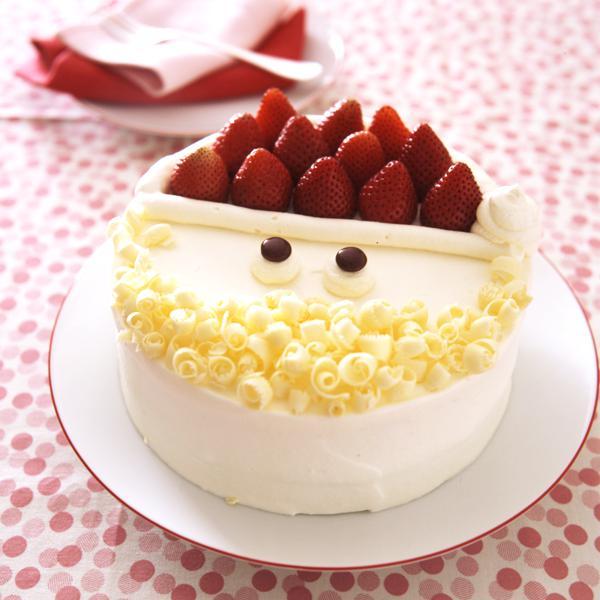 ショートケーキ 手作り いちご