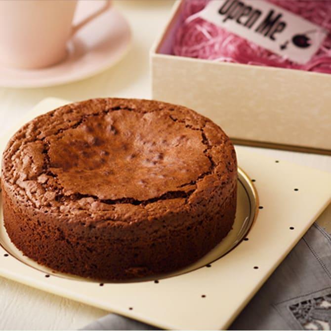ガトー ショコラ 簡単 ホット ケーキ ミックス
